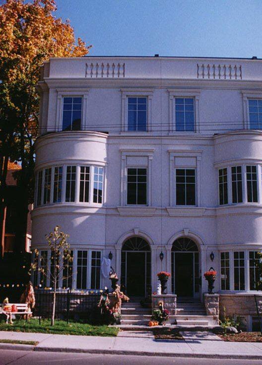 Kelman Associates Spadina Townhouse